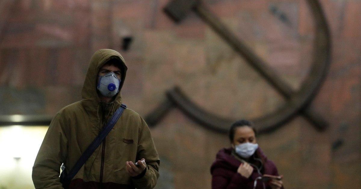 В России 601 новый случай коронавируса: данные на утро 3 апреля