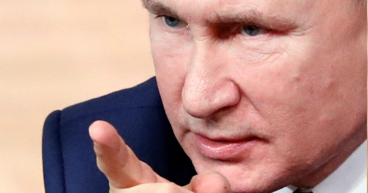 Путин не хочет брать ответственность за коронавирусные меры - источник FT
