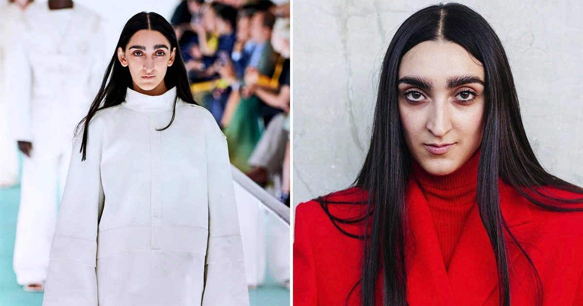 «Я правда некрасива?». Нестандартная модель-армянка удивила Милан