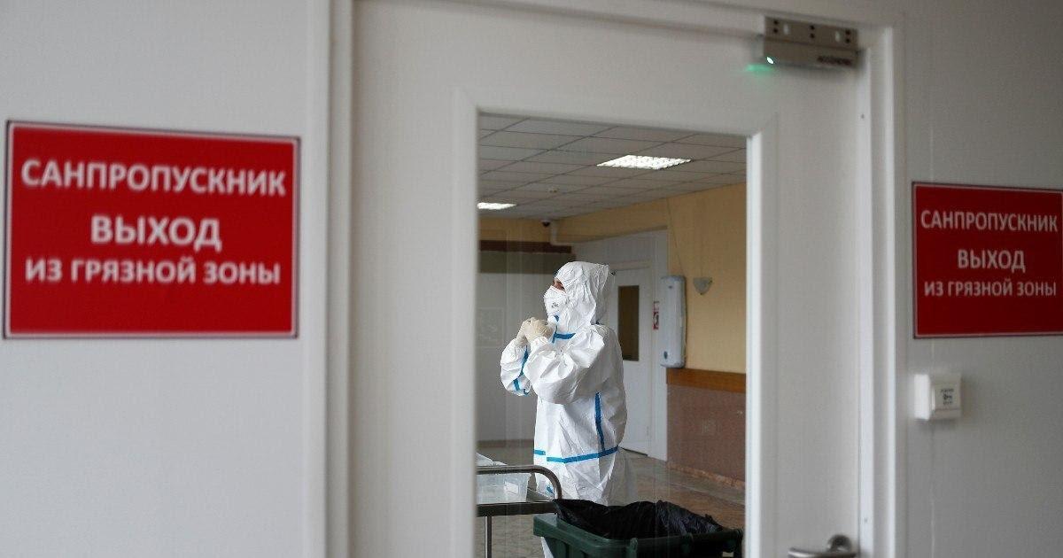 Еще 954 заболевших. Официальные данные по коронавирусу на утро 6 апреля