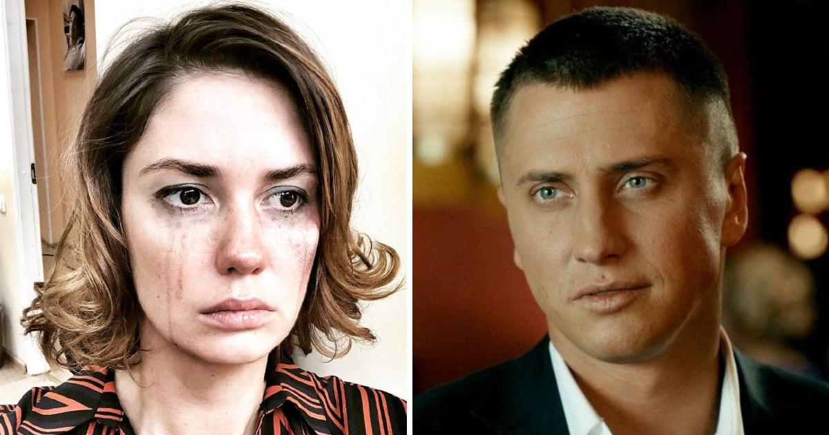 Агата Муцениеце откровенно рассказала о разводе с Павлом Прилучным