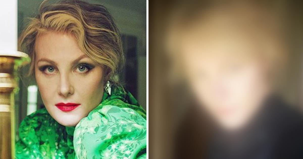 53-летняя Рената Литвинова восхитила поклонников фото без макияжа