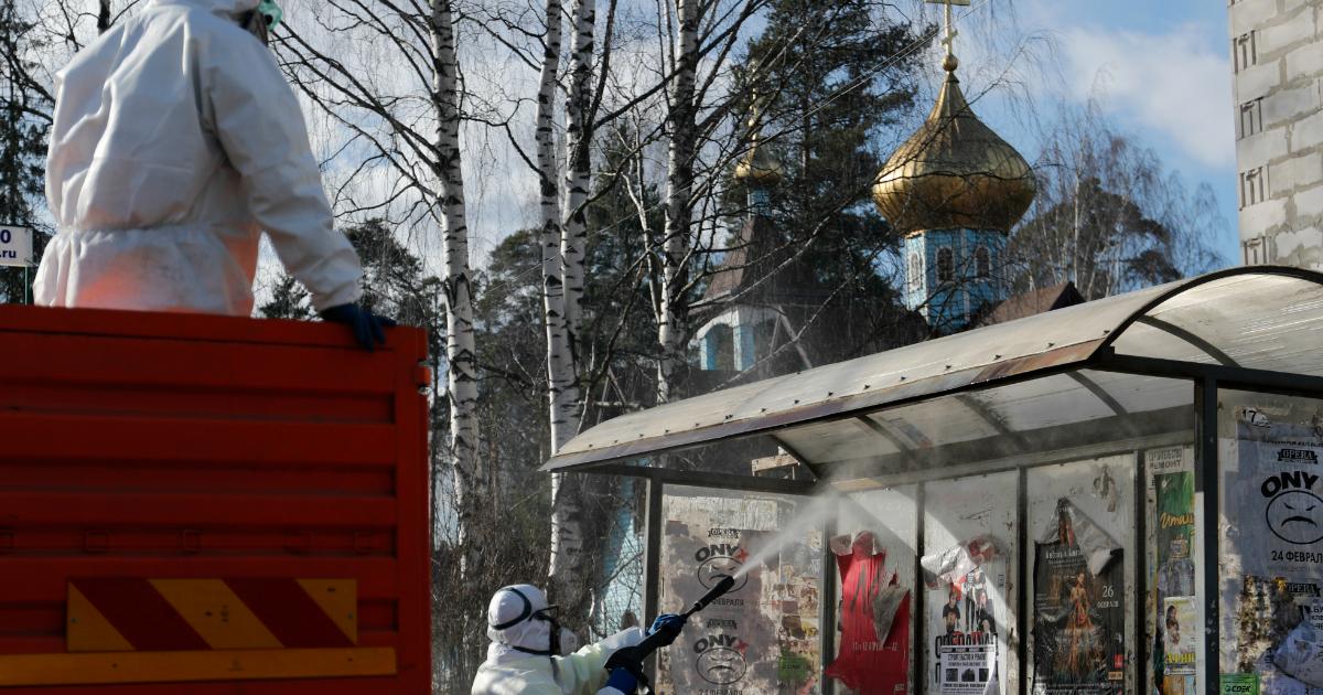 Власти рассказали о новых жертвах коронавируса в Москве