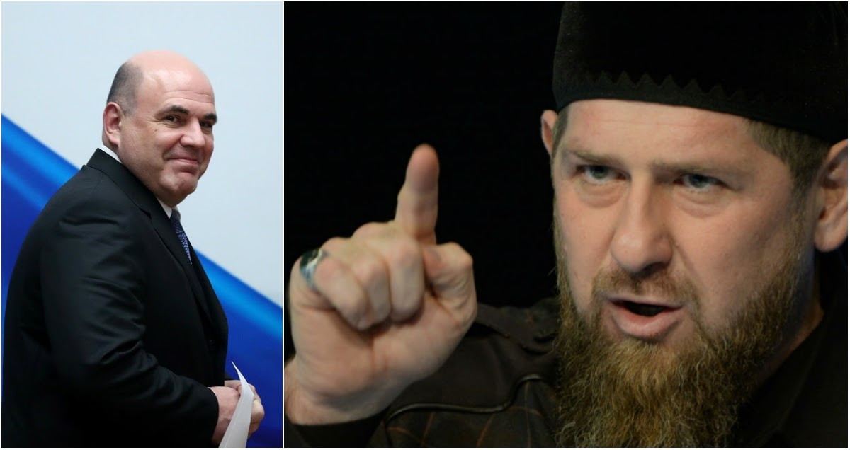 Кадыров ответил Мишустину на запрет закрывать границы между субъектами
