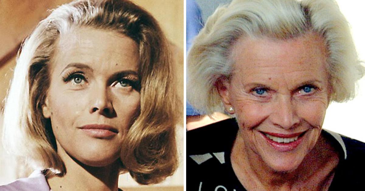 «Девушка Бонда» Хонор Блэкман ушла из жизни в 94 года