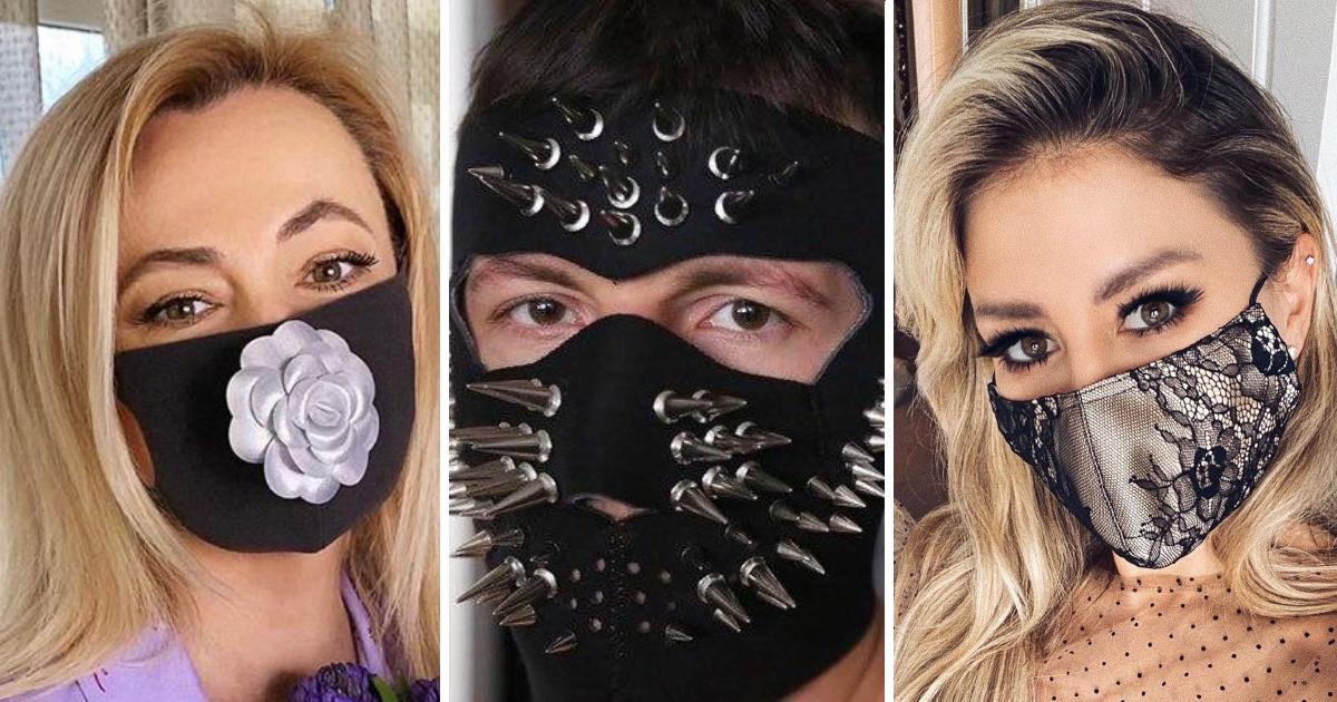 Фото Манучаров осудил Яну Рудковскую за производство дизайнерских масок
