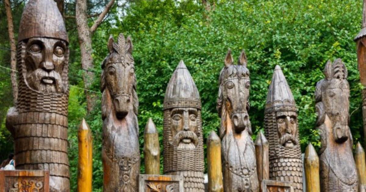 Фото Древние славяне: занятия, государства и боги восточных славян