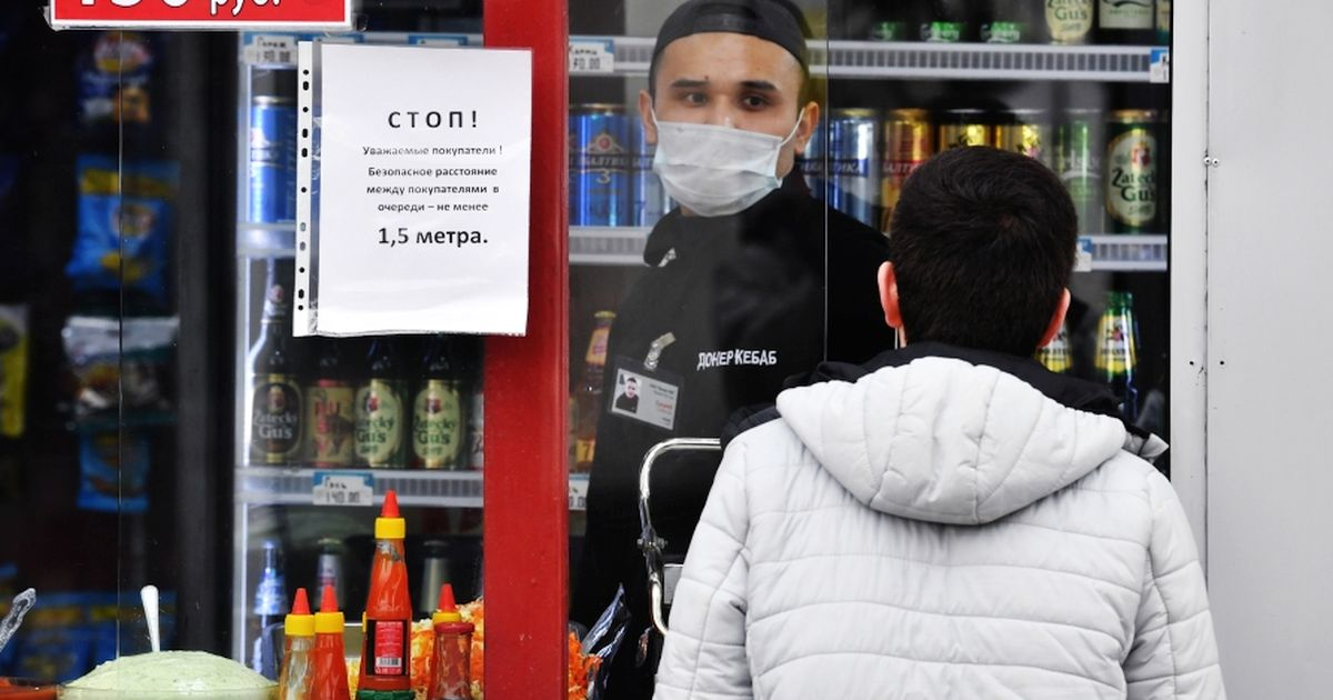 Фото Микробиолог:  число зараженных в РФ растет быстрее, чем в США и Европе