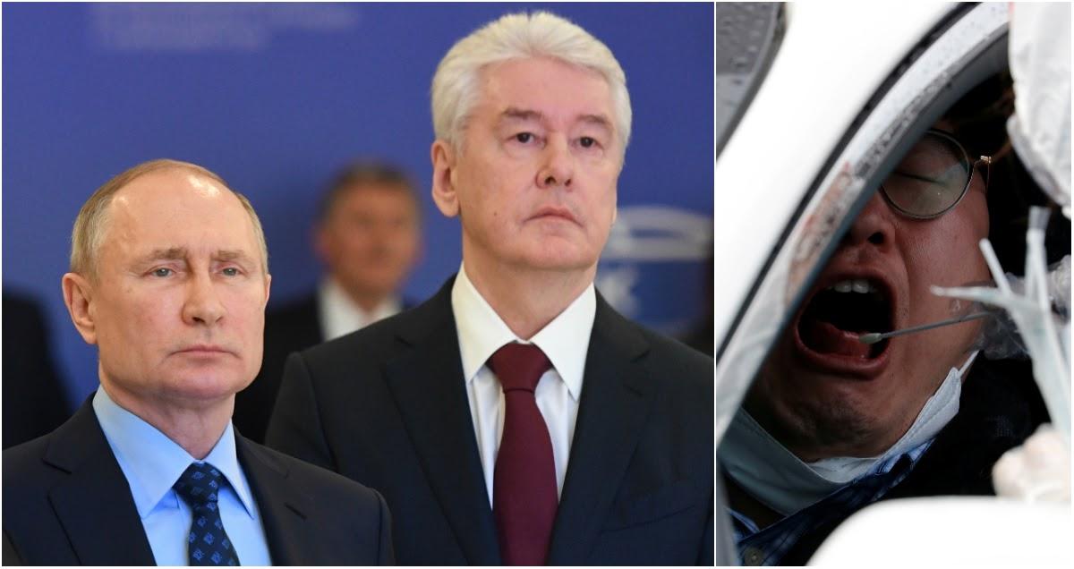 Нарушающие карантин автомобилисты будут жестко наказаны - Собянин