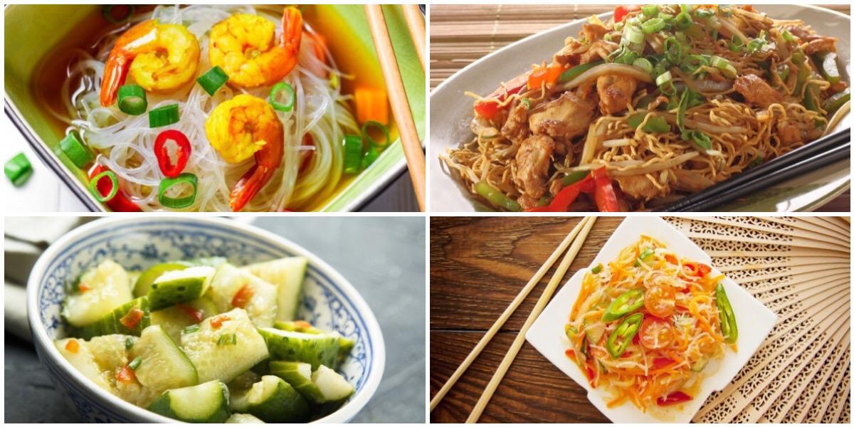 ТОП-7 блюд для любителей китайской кухни