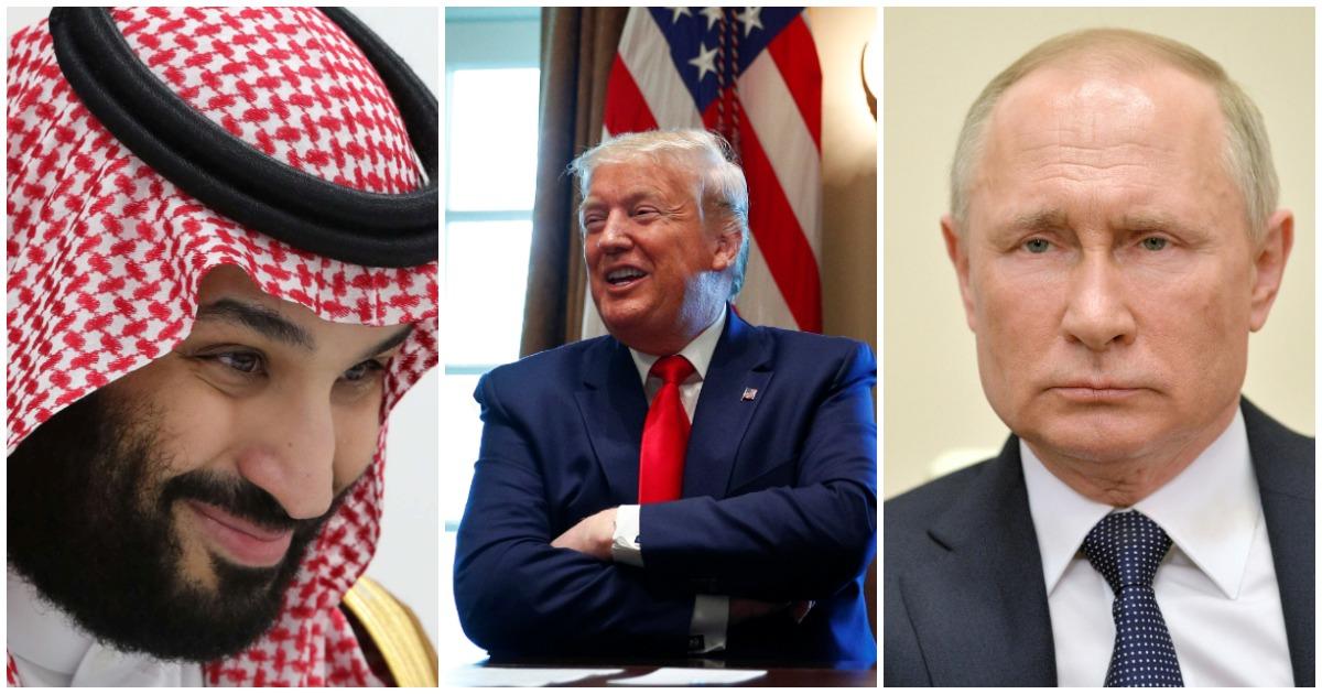 Без денег и добычи. Как Россия за месяц проиграла нефтяную войну