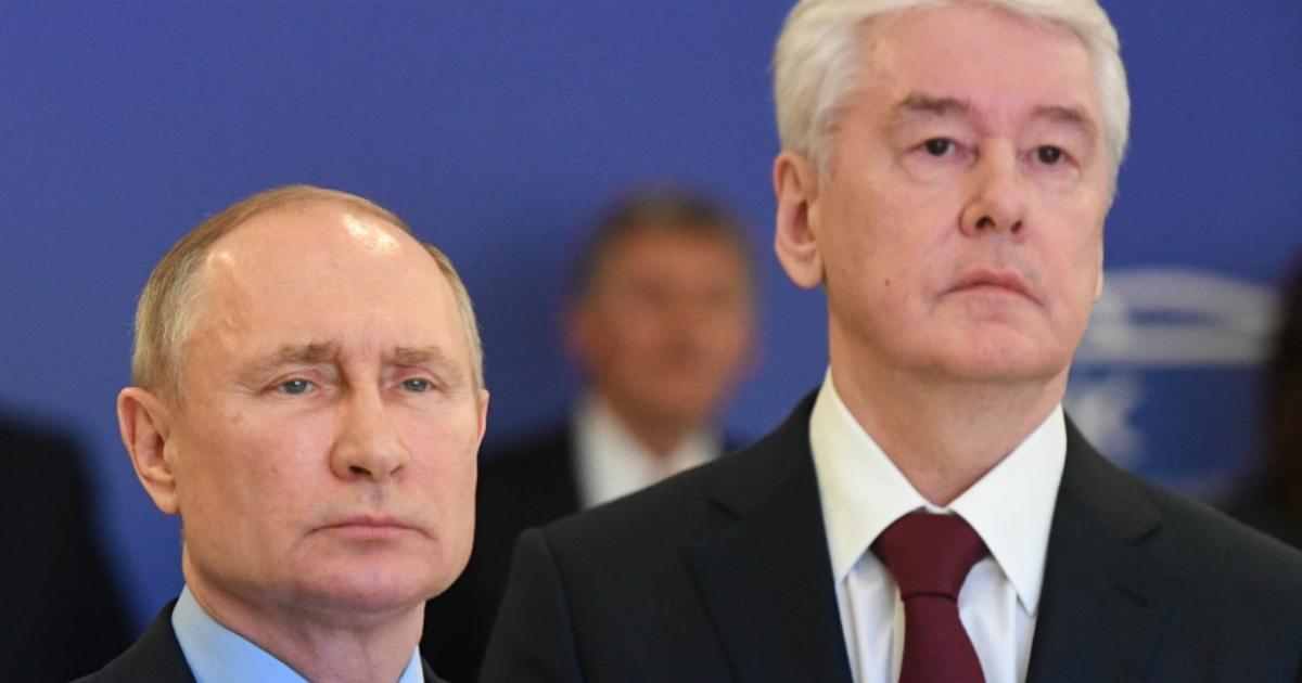 В Москве введен запрет на перемещение по городу без пропуска - Собянин