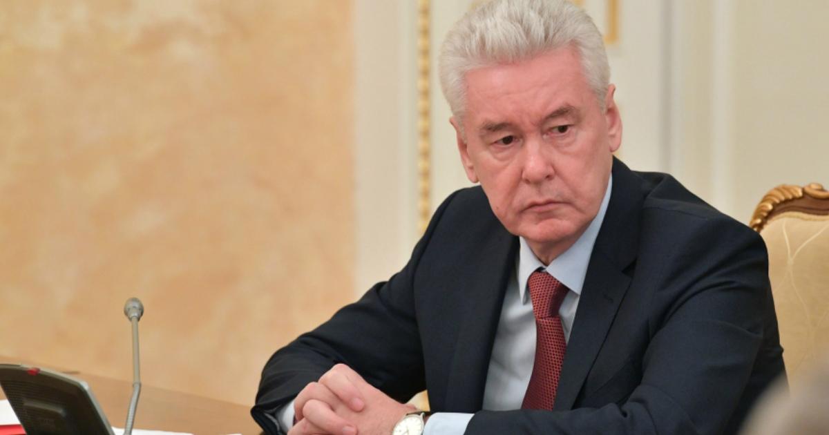 Собянин объяснил, как будет действовать пропускной режим в Москве