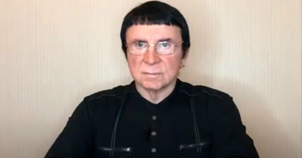 Анатолий Кашпировский вернулся с новым шоу, чтобы «исцелить Россию»
