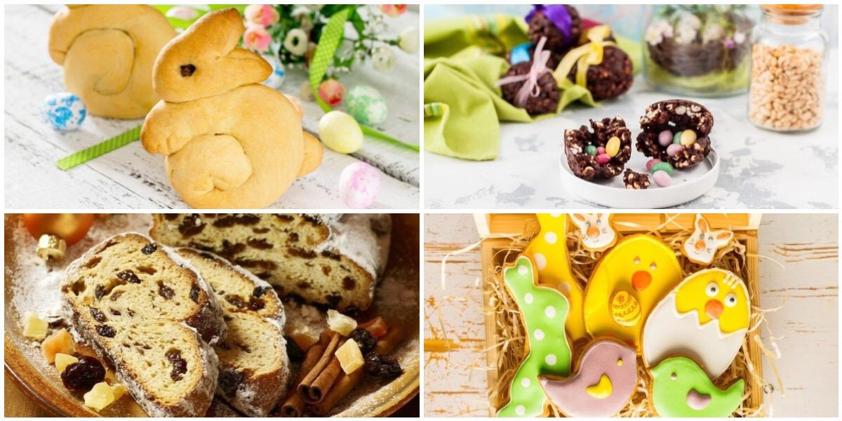 Подборка из 7 оригинальных пасхальных десертов