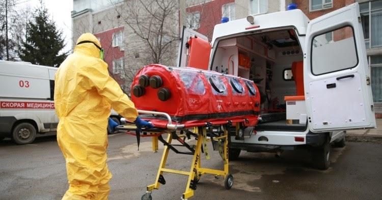 Более 4 тысяч новых случаев. Данные о коронавирусе в России на 17 апреля