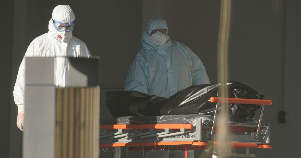 Коронавирус продолжает бушевать: данные о пандемии к вечеру 17 апреля