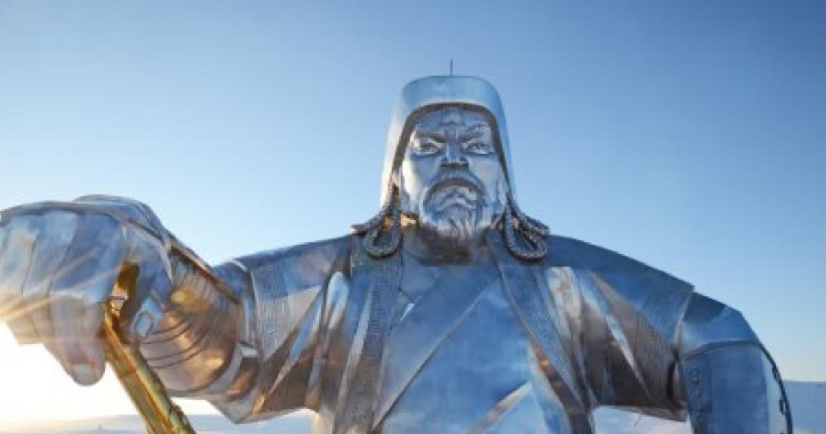 Фото Кто такой Чингисхан? Биография, завоевания и роль Чингисхана в истории