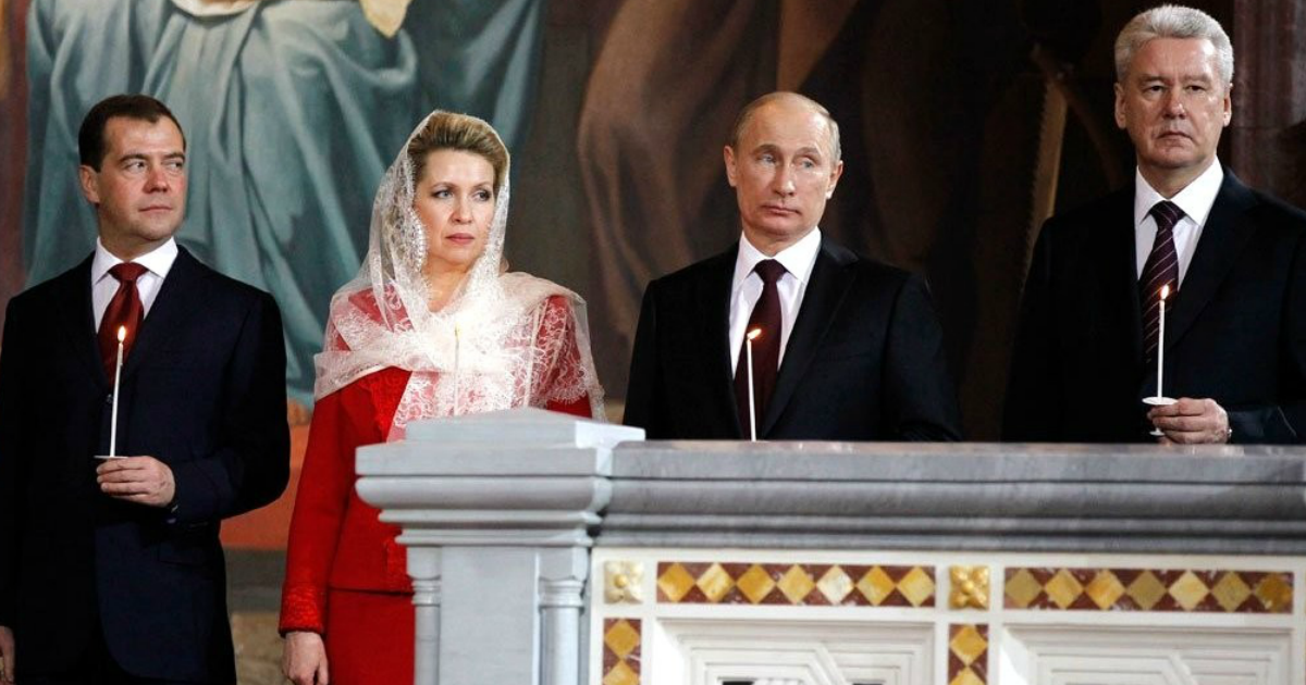 Фото Пасха без Путина: Кремль рассказал о планах президента на вечер