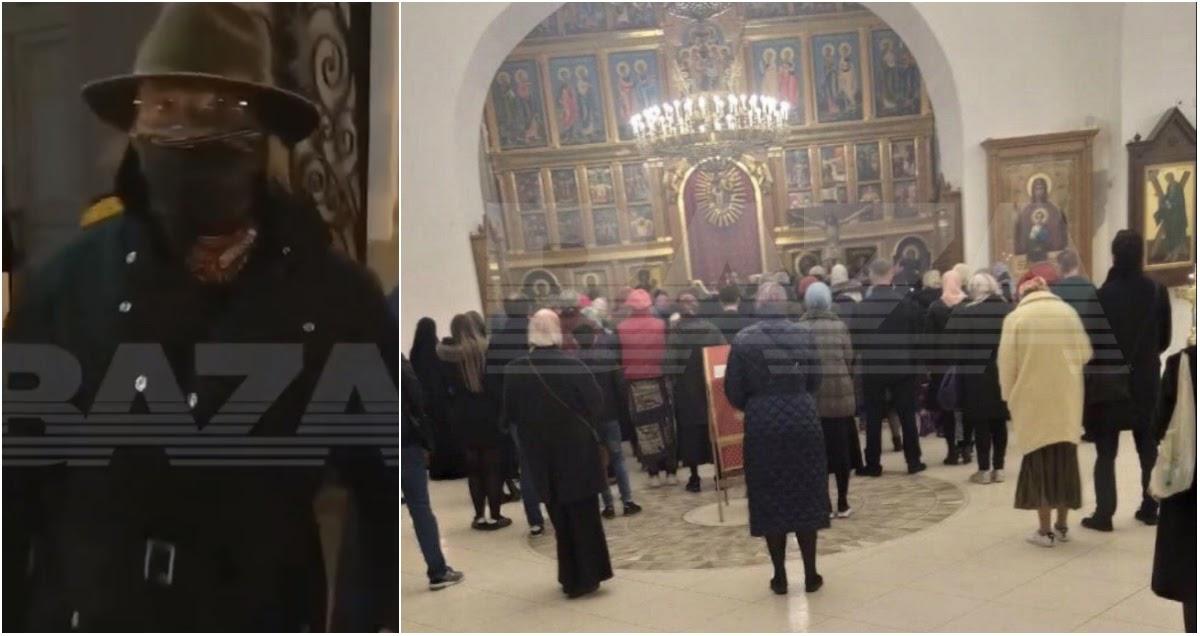 Закон не писан: элита устроила пасхальную службу для своих в Москве