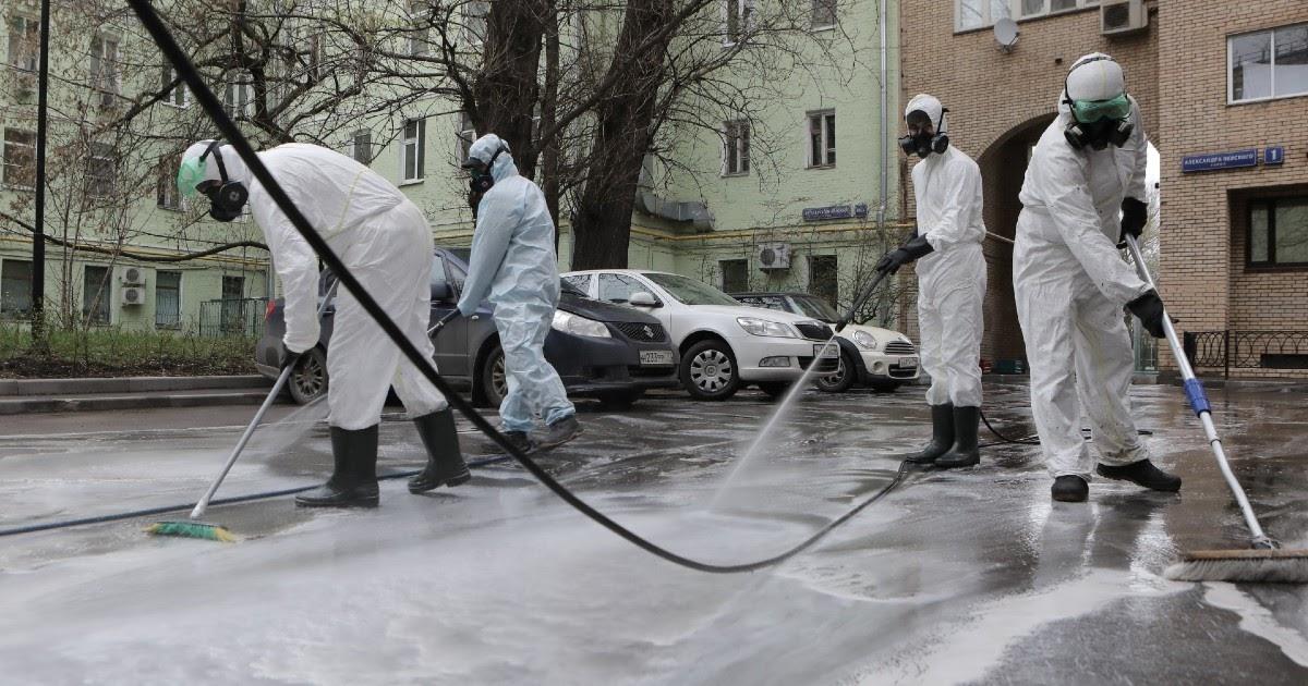 Фото Более 47 тысяч зараженных. Данные о коронавирусе в России на 20 апреля