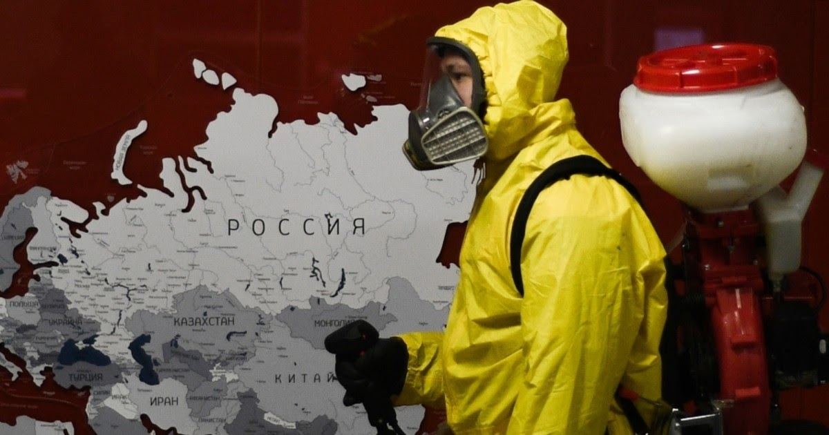 Фото Число заболевших превысило 50 тысяч. О коронавирусе в РФ на утро 21 апреля