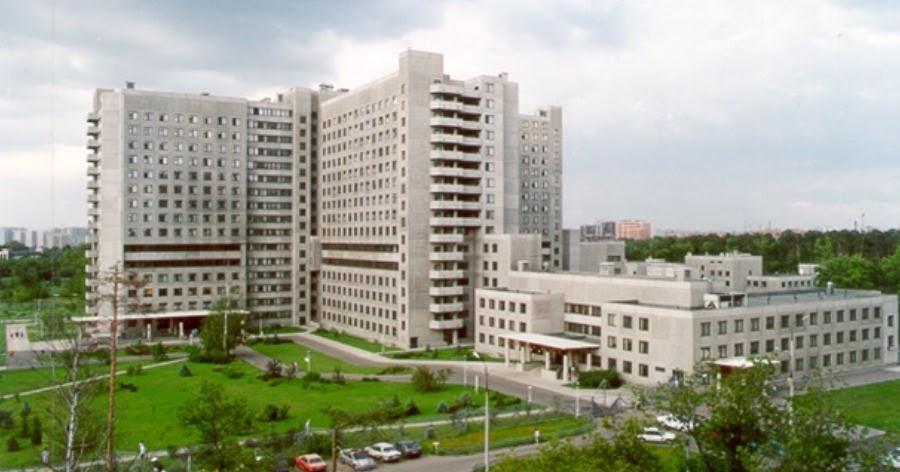 Фото СМИ: В Москве ушел из жизни врач, работавший с коронавирусными больными