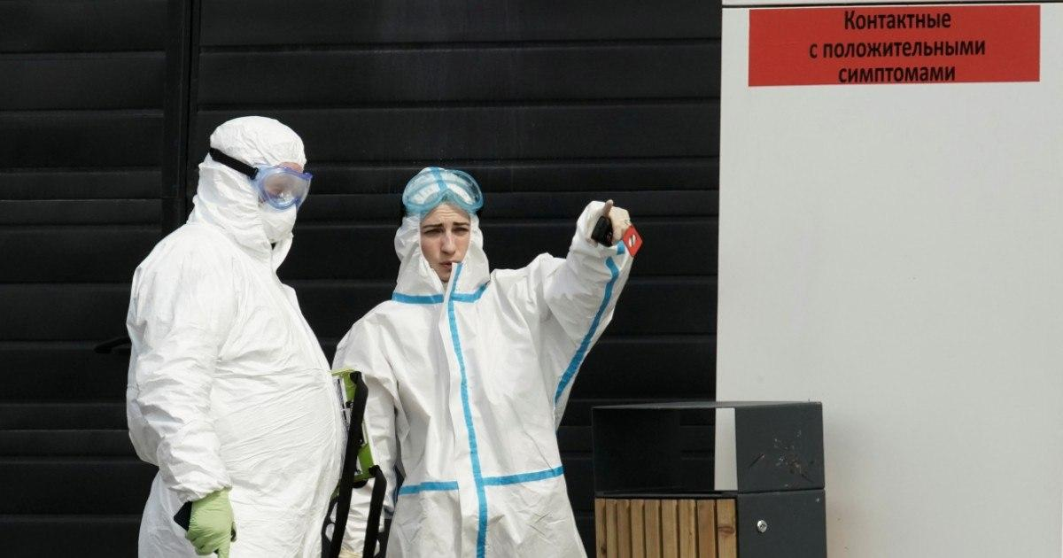 Новый рекорд по летальным исходам. Данные о коронавирусе в России на 22 апреля