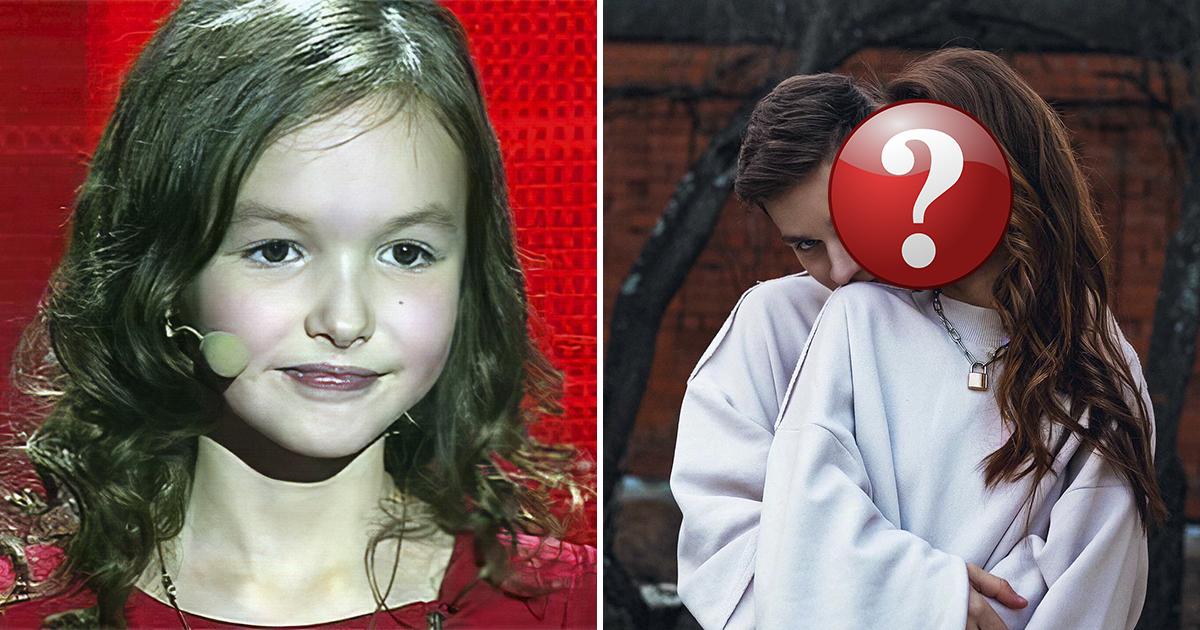 Номер со стаканчиком покорил шоу «Голос. Дети». Где сейчас Арина Данилова?