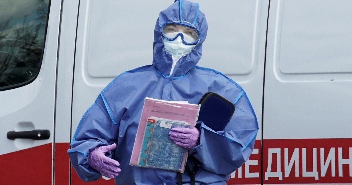 Плюс 4774  случая. Число заболевших коронавирусом в РФ превысило 60 тысяч