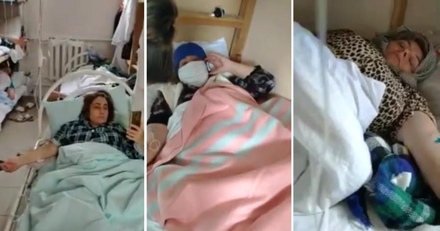 Фото В Дербенте медсестер инфекционного отделения лечили в подсобке