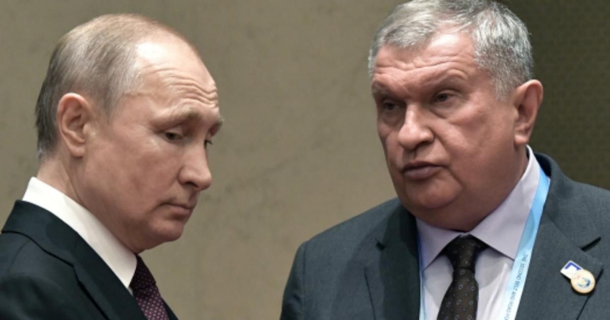 Россия начнет сжигать лишнюю нефть, но продолжит ее добычу - Reuters