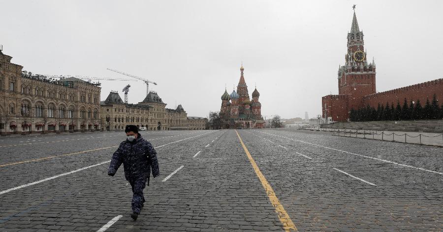 Фото Никто никуда не выйдет. Мэрия Москвы - о майских праздниках
