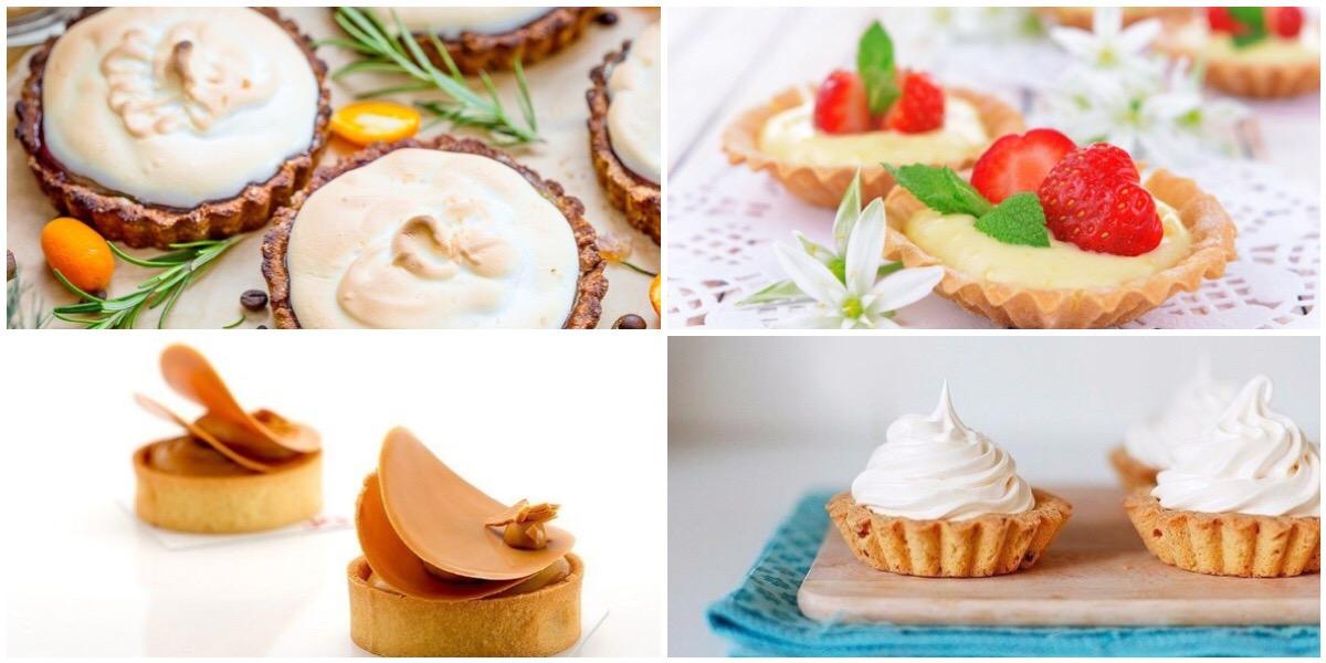 ТОП-7 идей для приготовления тарталеток со сладкой начинкой