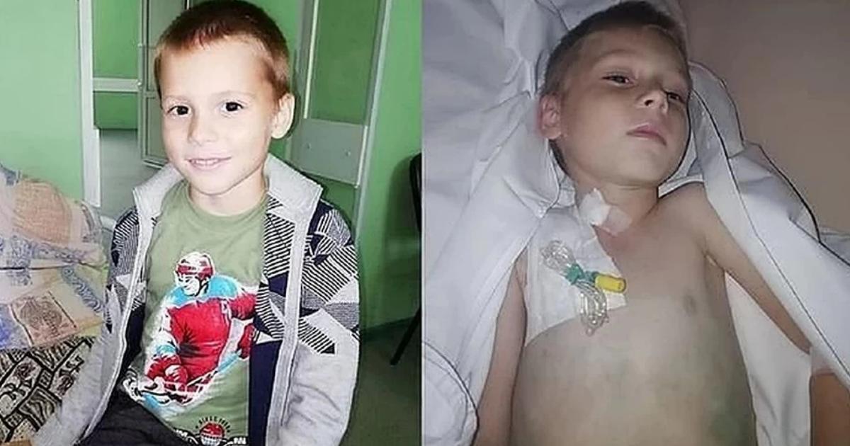 Мать пытается спасти своего ребенка, чей онкоцентр закрыли из-за коронавируса