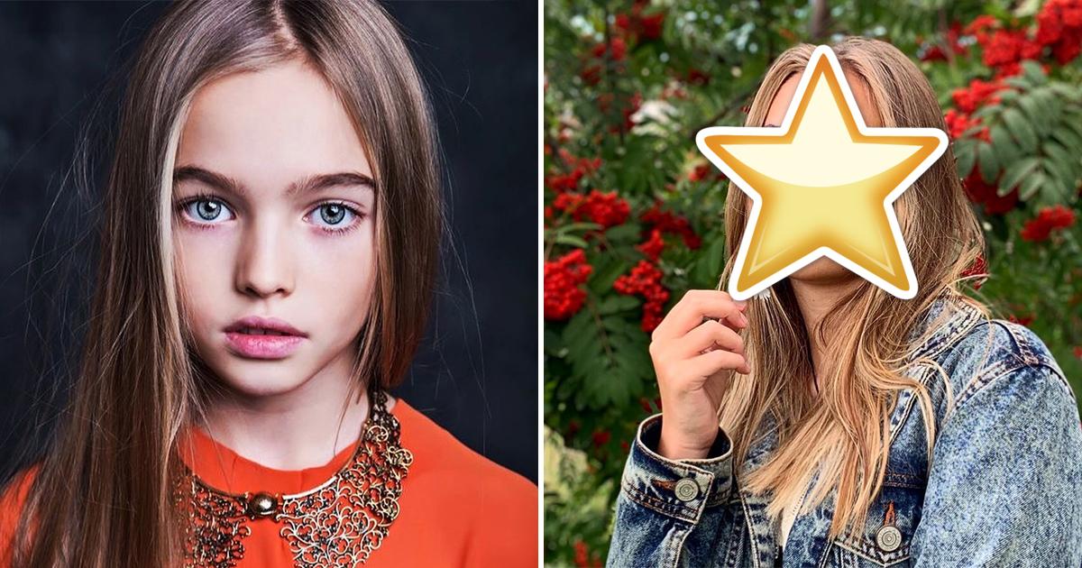 Одна из самых красивых детских моделей из России. Как она выглядит сейчас?