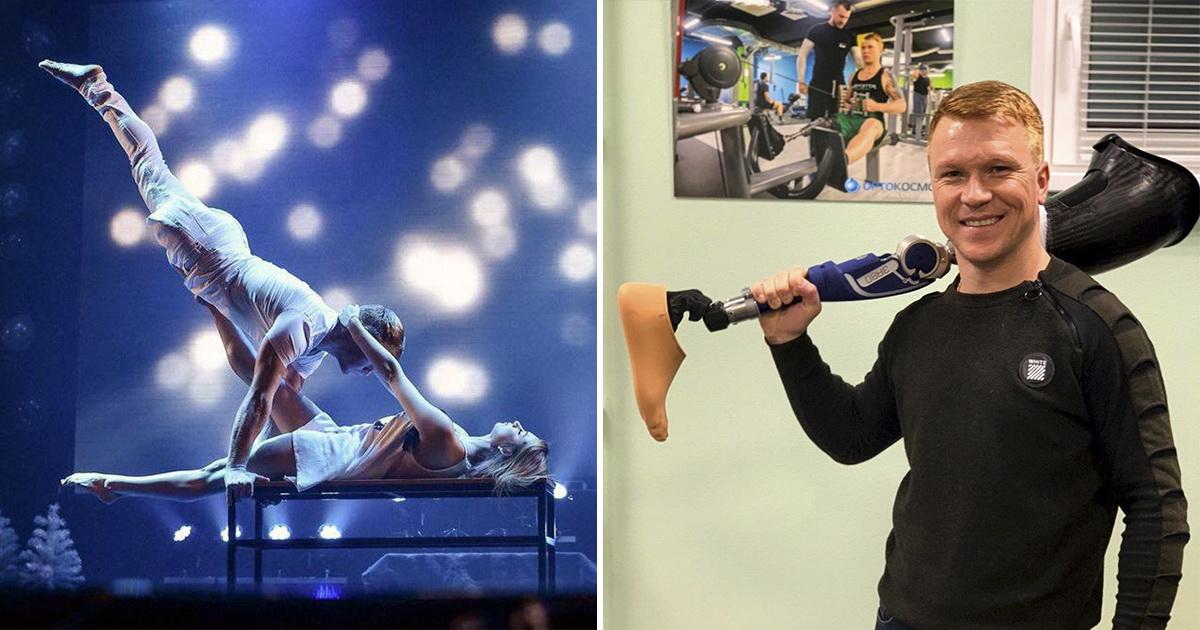 """Фото Как живет одноногий парень из шоу """"Танцы"""" пять лет спустя"""
