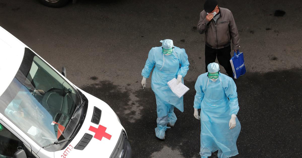 """Фото Три дня до конца """"выходных"""": данные о пандемии к вечеру 27 апреля"""