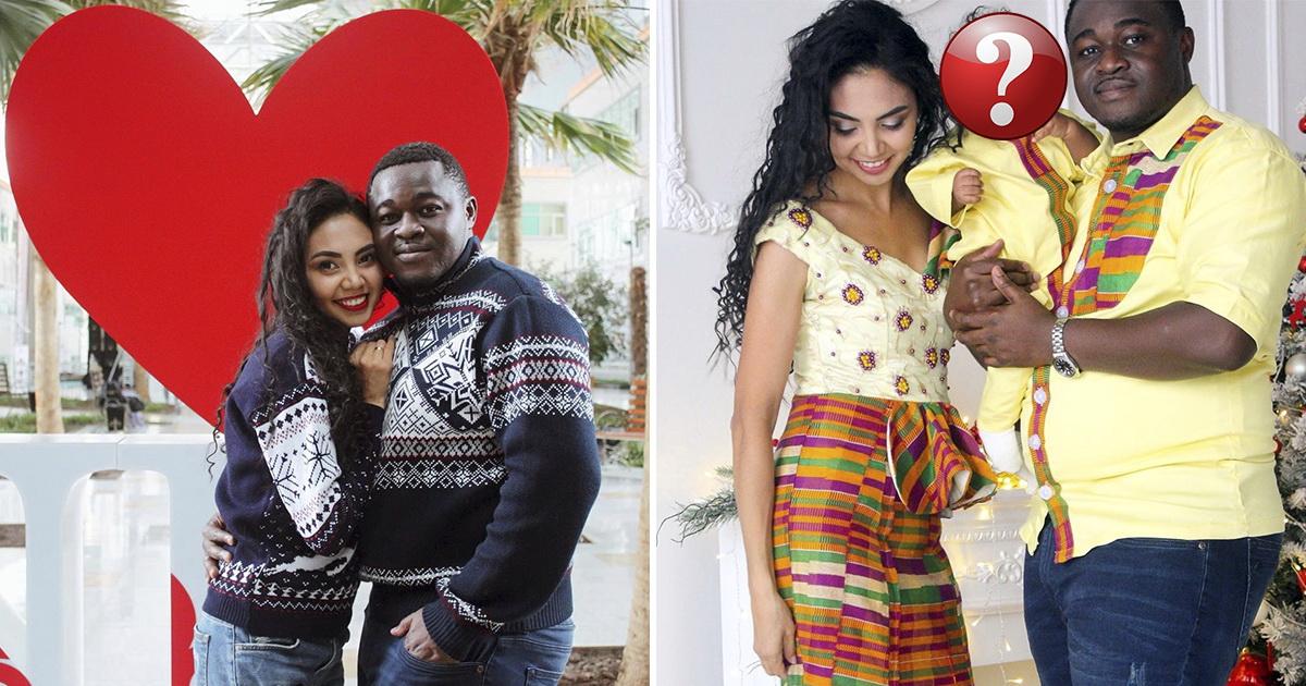 История любви казашки и африканца. Как выглядит их ребенок