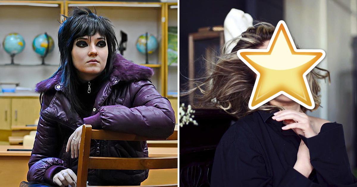 Актриса из скандального сериала «Школа» выросла настоящей красоткой