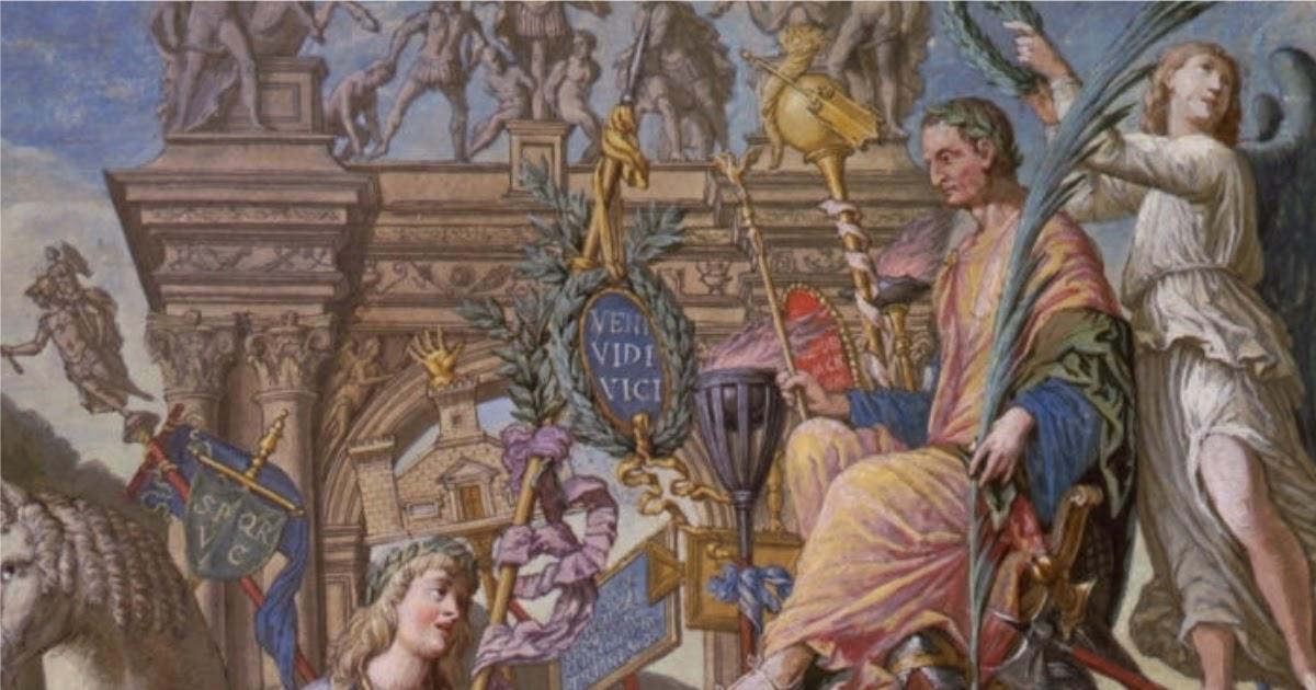Фото Пришел, увидел, победил: когда это сказал Юлий Цезарь и как это на латыни