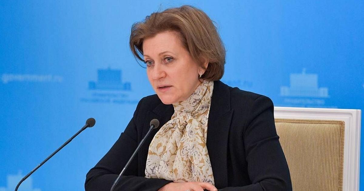 Анна Попова из Роспотребнадзора: что известно о главном санитарном враче РФ