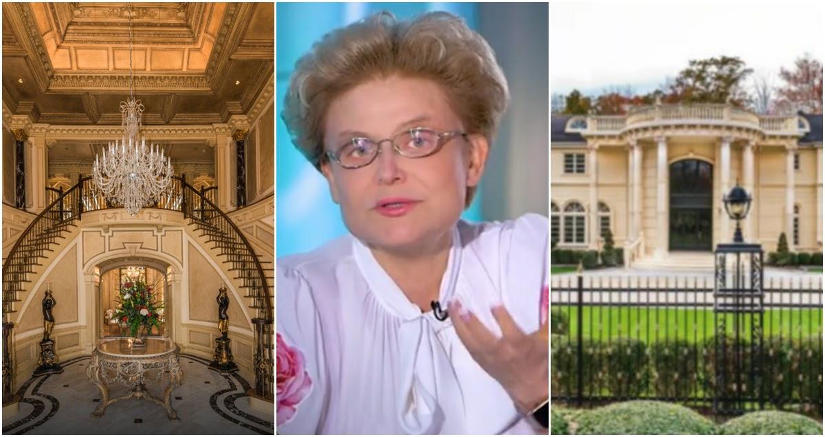 Особняк в США: у Малышевой нашли элитную недвижимость на миллионы долларов