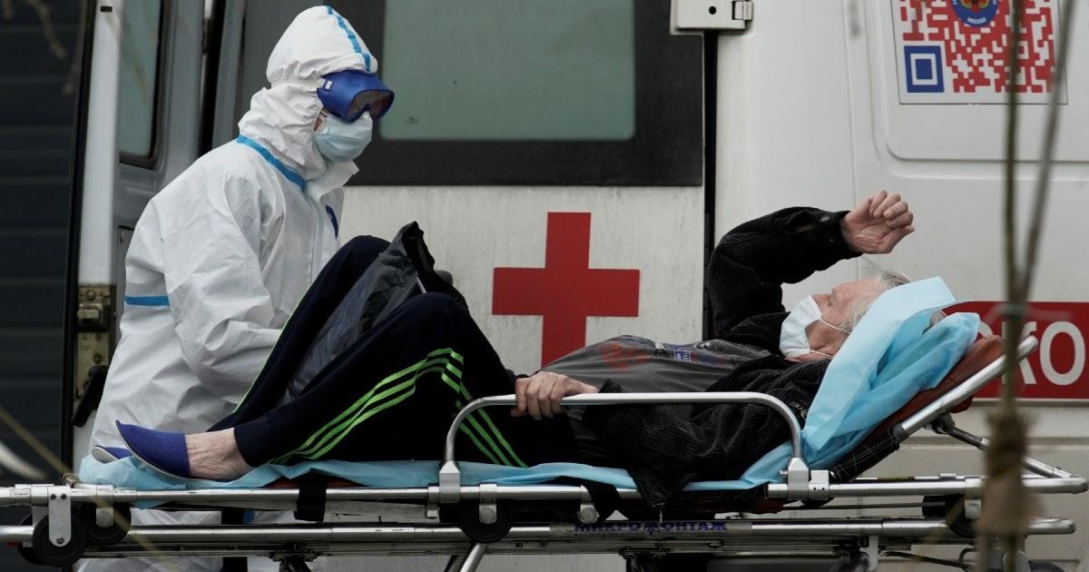 Снова рост. Число заболевших коронавирусом в России превысило 100 тысяч