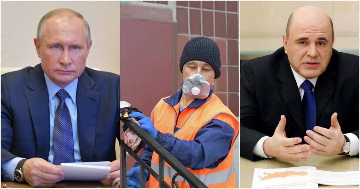 Отмена карантина и карточные переводы. Что изменится в России с мая