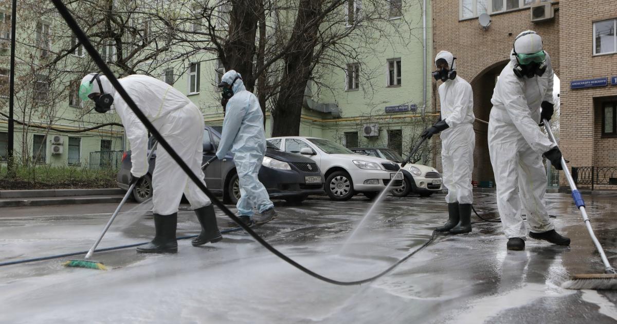 Фото Новые жертвы коронавируса в Москве: данные о пандемии к утру 1 мая