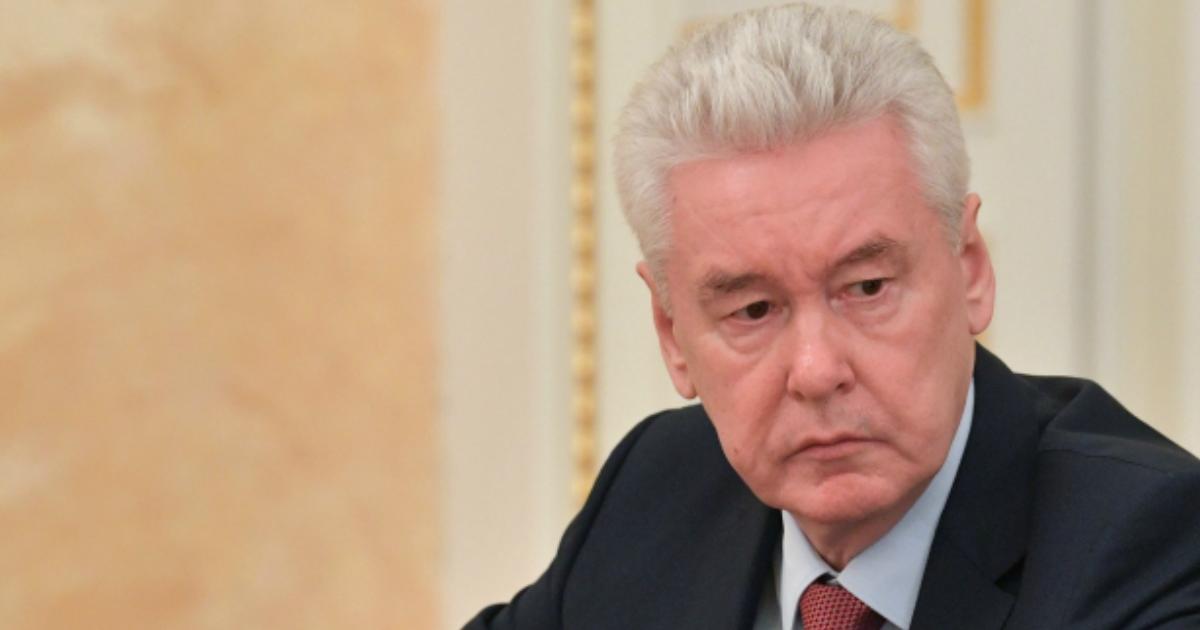 Собянин назвал реальное число заболевших коронавирусом в Москве
