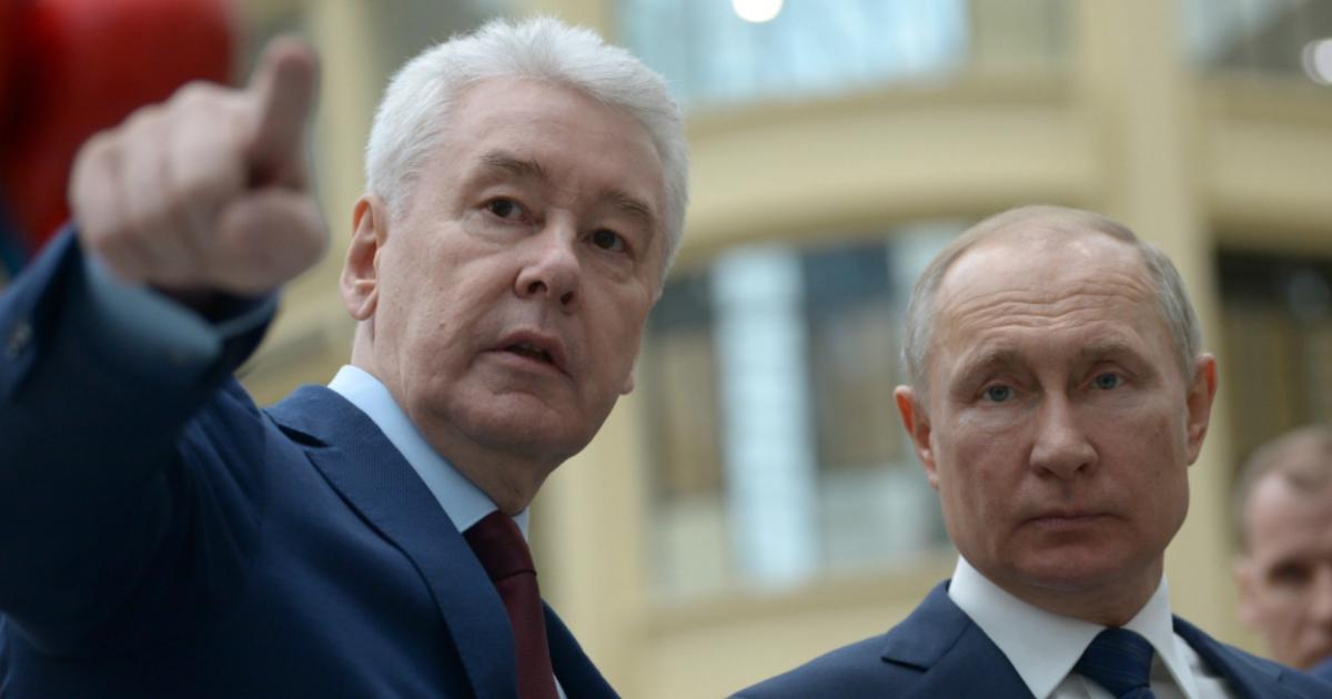 Фото Собянин заявил о готовности ужесточить режим самоизоляции в Москве