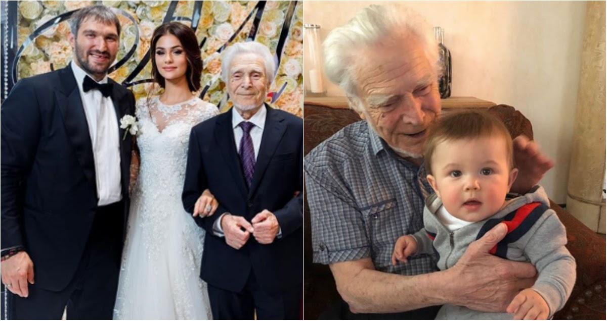 Трагедия у Овечкиных: дедушка модели умер от коронавируса