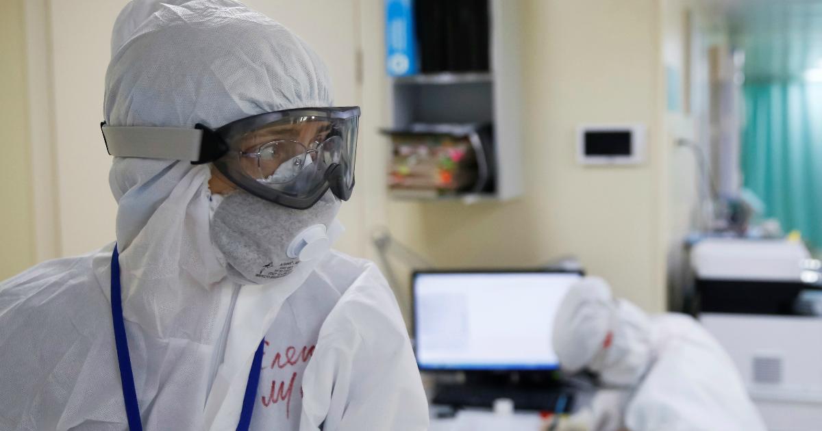 Фото Ученые скорректировали дату окончания эпидемии в России